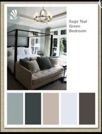 Master bedroom color palette   Paint Colors, Tips, & Ideas ...