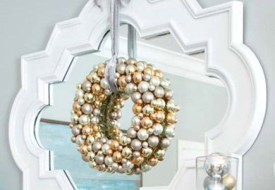 Pict Sparkling Silver Holiday Decor Better Homes Gardens 1