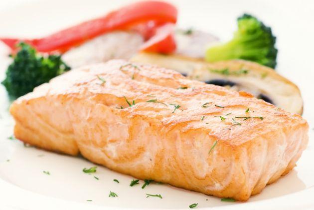 Receta de salmón al horno de Alvaro Lobeira Garrido