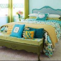 Yellow And Teal Bedroom Teal Yellow Jacie Pinterest