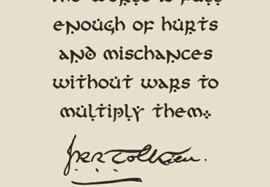 J R R Tolkien Quotes Author Of The Hobbit