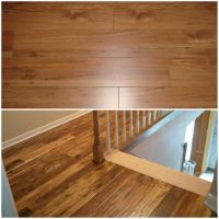 Faux wood ceramic tiles | For the Home | Pinterest