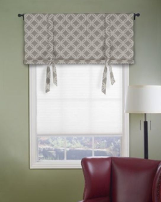 diy window shades DIY Pinterest