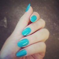 Round nails | Nails | Pinterest