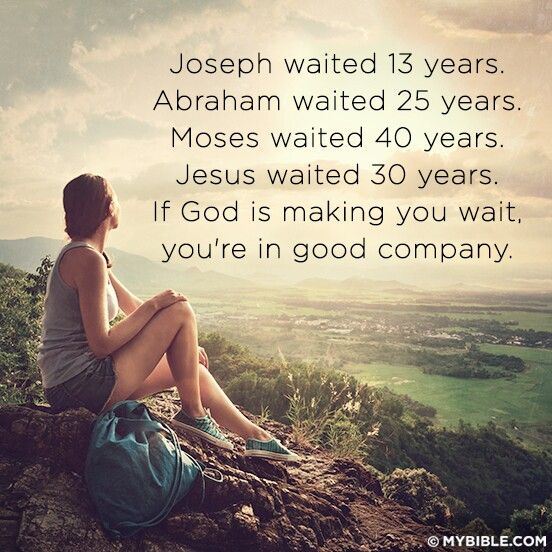 Quotes About Waiting On The Lord Quotesgram