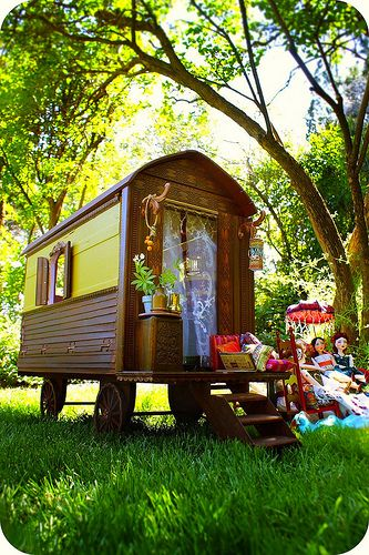 Gypsy Living Traveling In Style| Serafini Amelia| Comfort By Design| Gypsy Traveler-Gypsy Vardo-Wagon-Travel Trailer