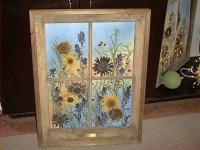 window painting | Secret Garden | Pinterest