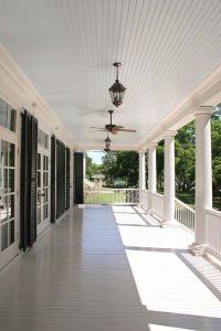 BLUE BEADBOARD PORCH CEILING | Porch | Pinterest