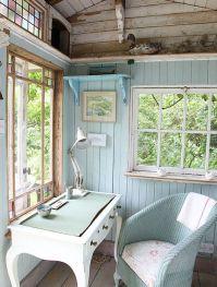 Summer House Office | Decorating ideas | Pinterest