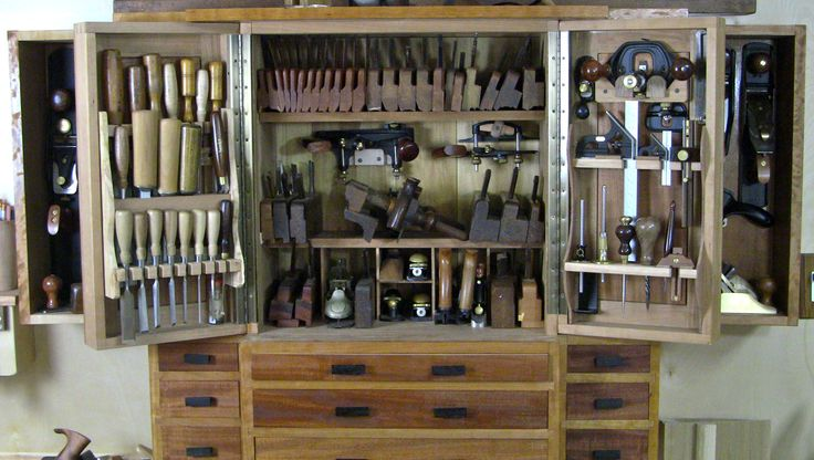 Studley Tool Chest Tool List