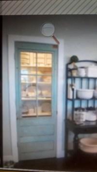 Pantry door | Kitchen ideas | Pinterest