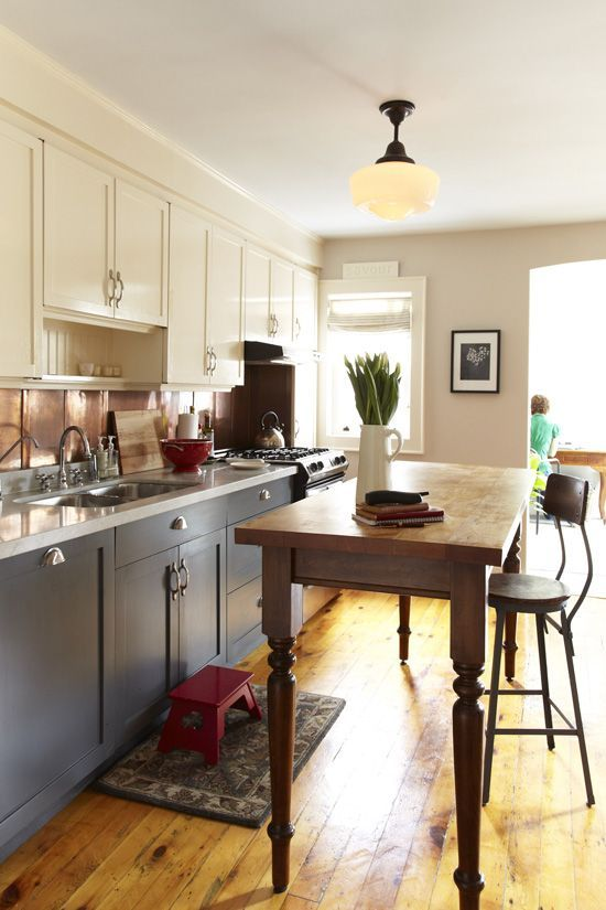 tuxedo kitchen  Kitchens  Pinterest