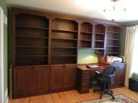 Home office wall unit - $2300 | craig's list | Pinterest