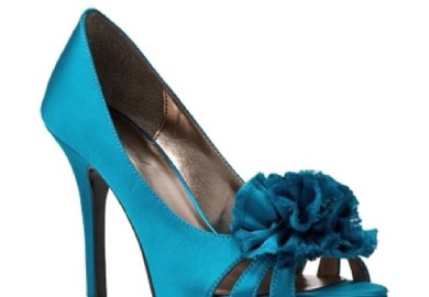 Blue Wedding Shoes Dsw