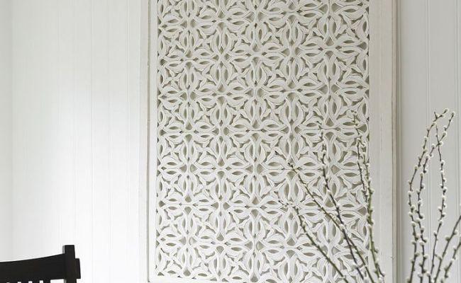 Decorative Wood Wall Panels Wall Treatments Pinterest