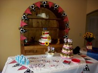 Cowboy themed baby shower | Baby Shower Ideas | Pinterest