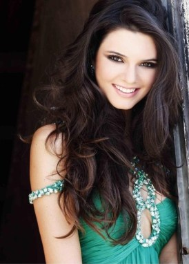 Kendall Jenner. Must have hair!!!