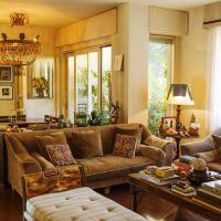 お宅拝見:セルビーのサイトから。ミラノマダム・デザイナー・ウベルタさんの女子住宅