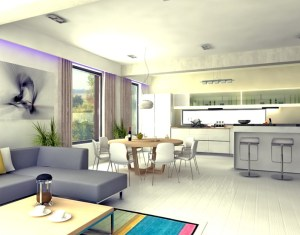 Interior Design Kitchen And Dining