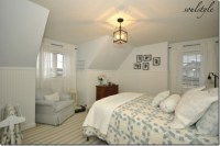 Cape Cod style bedroom.