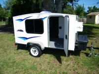 Small Camping Trailers With Bathrooms With Perfect Photo ...