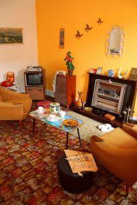 living room 1960s decor | Avion Ideas | Pinterest