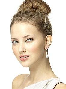 wedding hairstyle sleek pin up wedding hair styles make up pin
