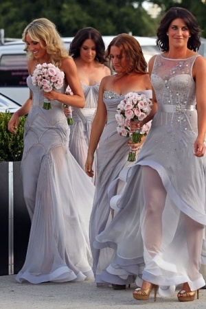 JAton Couture Bridesmaid Gowns
