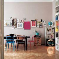 お宅拝見:イケア・オンライン雑誌から。デザイナー・Berndさんの部屋