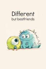 @Rochelle Weeks Weeks Weeks Spencer   Not sure about the being different part, but this is adorable and reminds me of you