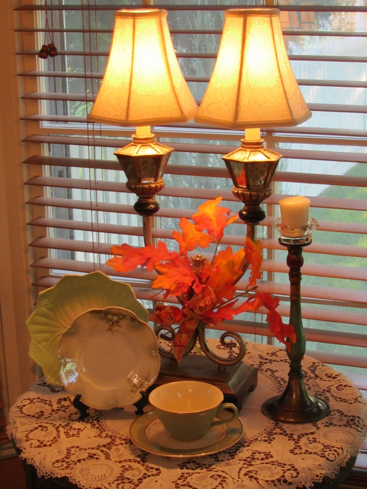 Fall Decorations Pinterest