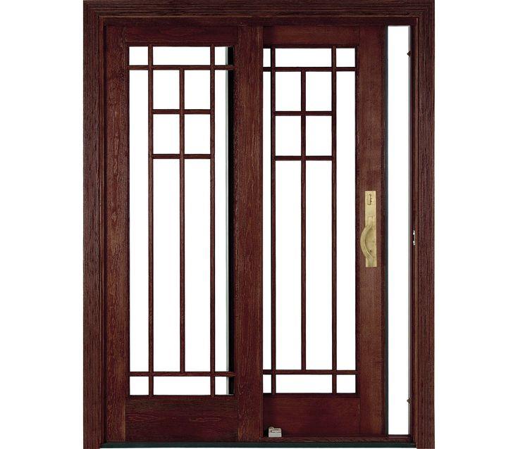 Patio Door: Pella Designer Series Patio Door