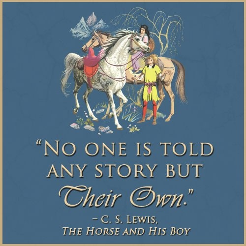 The Horse and His Boy- one of my favorite scenes in the Chronicles of Narnia