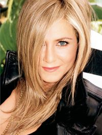 JENNIFER ANISTON- hair color!!!! | JEN (love her!) | Pinterest