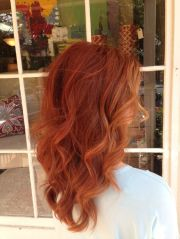 copper red hair color favorite