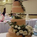 Cakes wedding cake elegant outdoor wedding ideas pinter