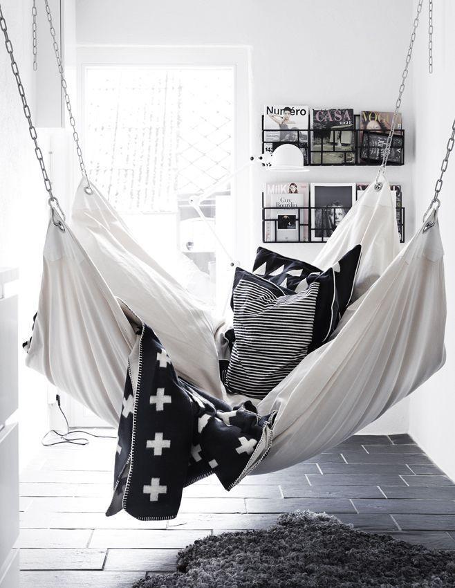 soft pillow hammock