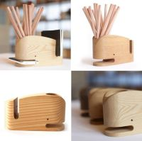 Wood Whale Stationery Holder #wooden | Do It Yourself ...