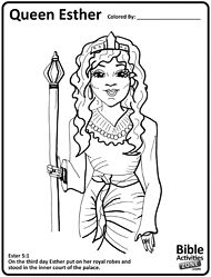 Coloring Esther Bible Quotes. QuotesGram