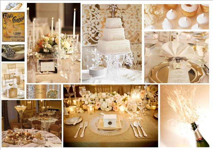 Ivory and Champagne color theme  ivory and champagne ideas  Pintere