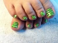 Nail Designs Lime Green | Nail Art Designs