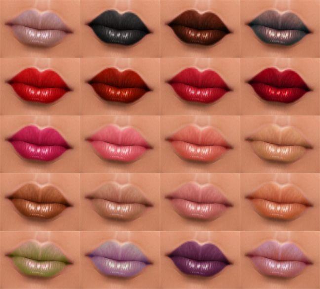 Dark Skin Lip Color