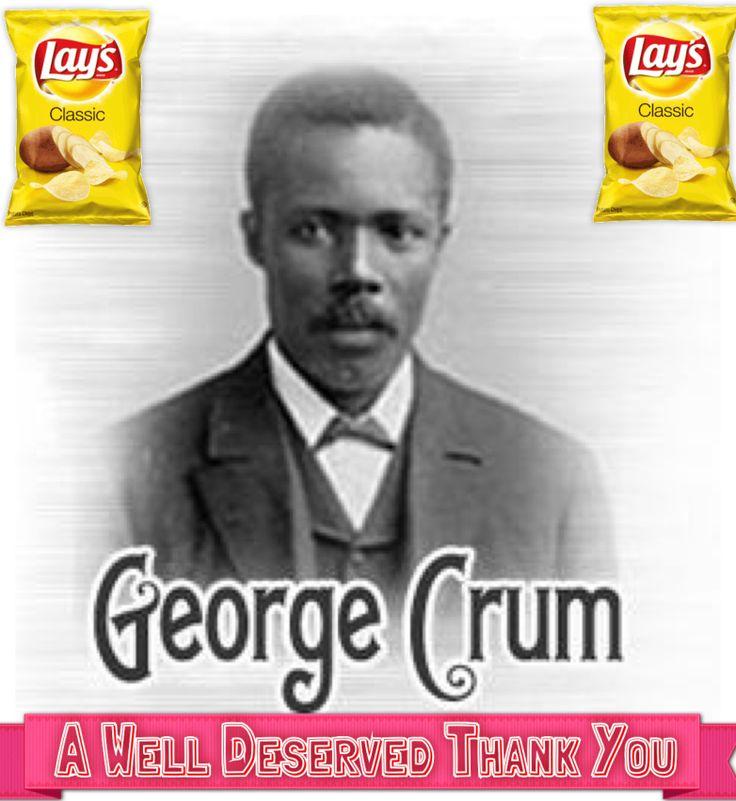 Chips Speck George Inventor Potato Crum