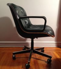Vintage Mid-Century Office Chair | home sweet home | Pinterest