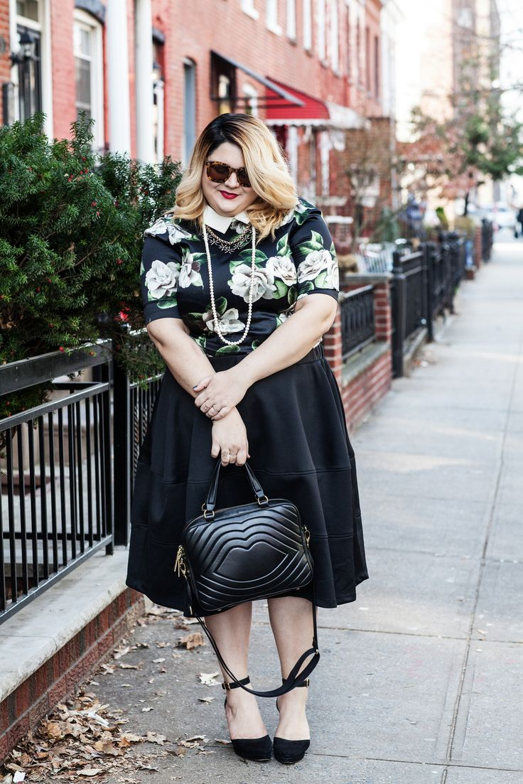 Nicolette Mason: {STYLE} Florals? For Winter? Groundbreaking.