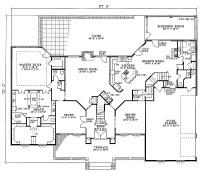 Hearth room floor plan | Home - Floor Plans | Pinterest