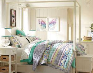 Beadboard Bed Pbteen