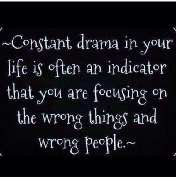Facebook No Drama Zone Quotes QuotesGram