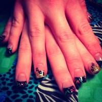 New years acrylic nails | Nail ideas | Pinterest