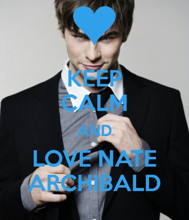 Keep calm & love Nate Archibald.